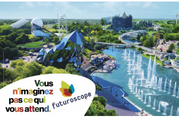 Futuroscope - Copyright : Futuroscope
